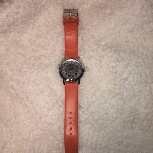 Orange Kenneth Cole Watch